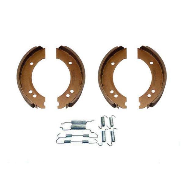 bpw kit de machoires de freins bpw 230 x 40 pour essieu bpw. Black Bedroom Furniture Sets. Home Design Ideas