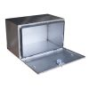 Coffre inox sous chassis 190L Dimensions 800 x 500 x 500 mm