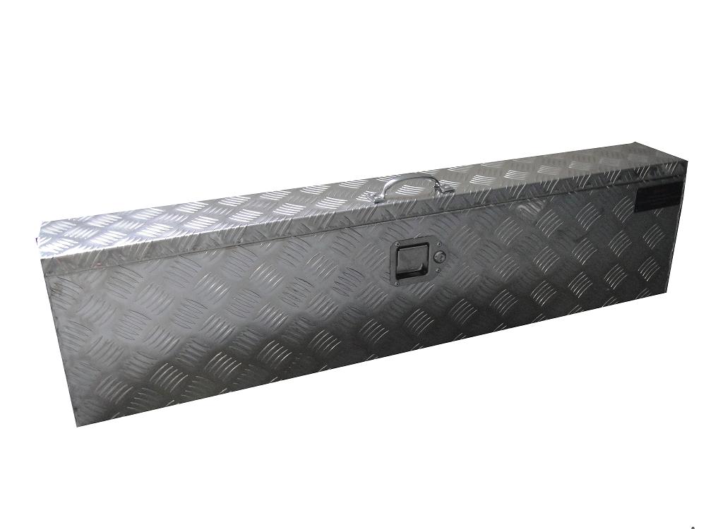 coffre en aluminium pour remorque et quad. Black Bedroom Furniture Sets. Home Design Ideas