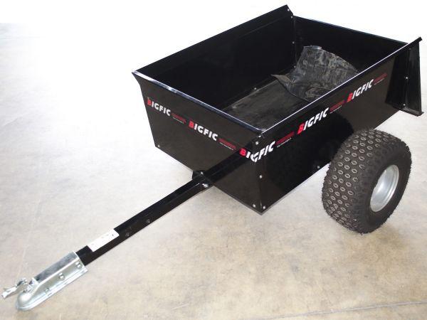Turfmaster Remorque/Brouette Basculante 200 kg pour tracteur ...