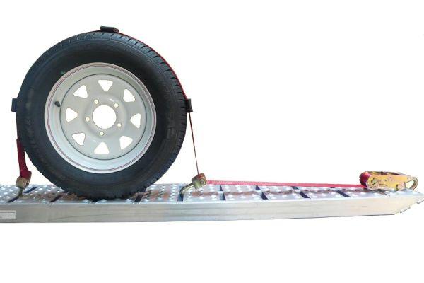 sangle tour de roue pour remorque porte voiture 5t 50x2 5m. Black Bedroom Furniture Sets. Home Design Ideas