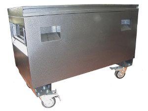 coffres de chantier type porte outils. Black Bedroom Furniture Sets. Home Design Ideas
