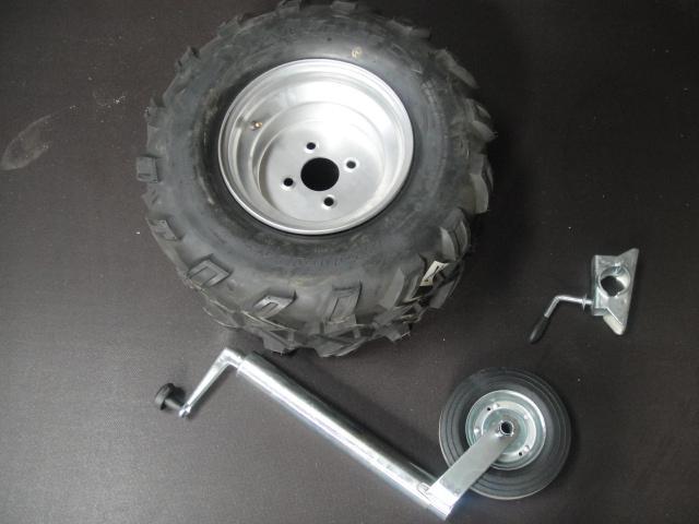 kit roue jockey collier et roue de secours big0485. Black Bedroom Furniture Sets. Home Design Ideas