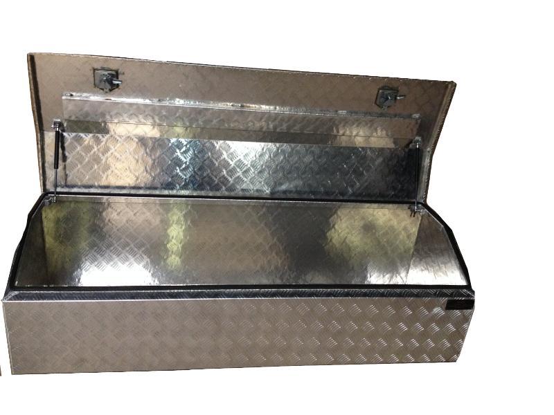 coffre en aluminium pour up et benne de camions